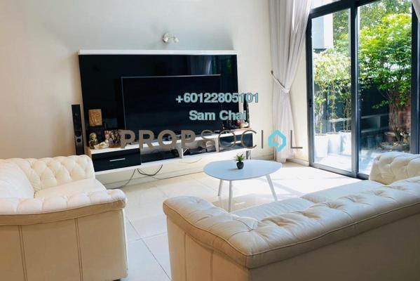 Superlink For Rent in Casaman, Desa ParkCity Freehold Semi Furnished 4R/4B 11k