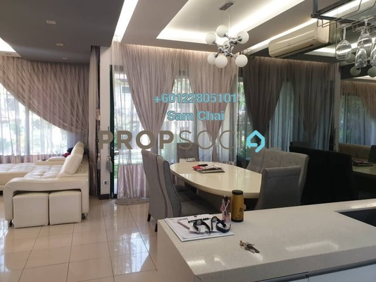 Terrace For Rent in Nadia, Desa ParkCity Freehold Fully Furnished 4R/3B 5.5k