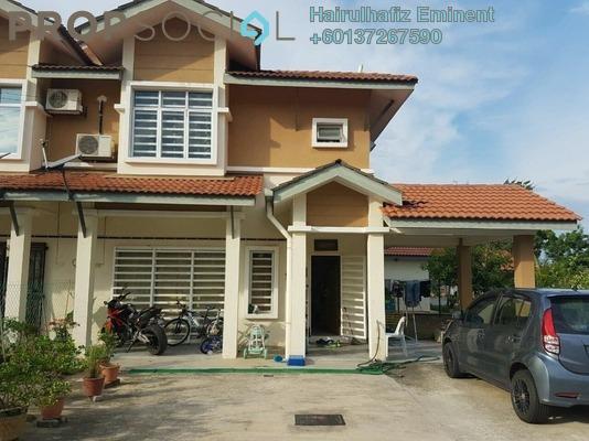 Semi-Detached For Sale in Alam Suria, Puncak Alam Freehold Unfurnished 4R/3B 650k