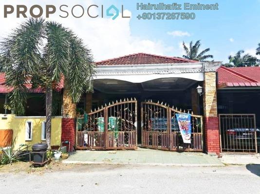 Terrace For Sale in Taman Meru Makmur 1, Meru Freehold Semi Furnished 4R/2B 380k