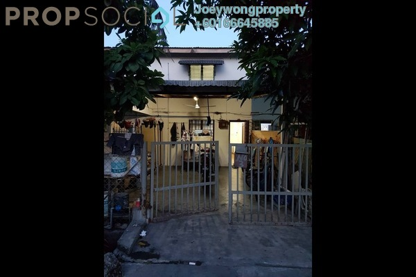 Terrace For Rent in Taman Perindustrian Puchong, Puchong Freehold Unfurnished 2R/1B 1k