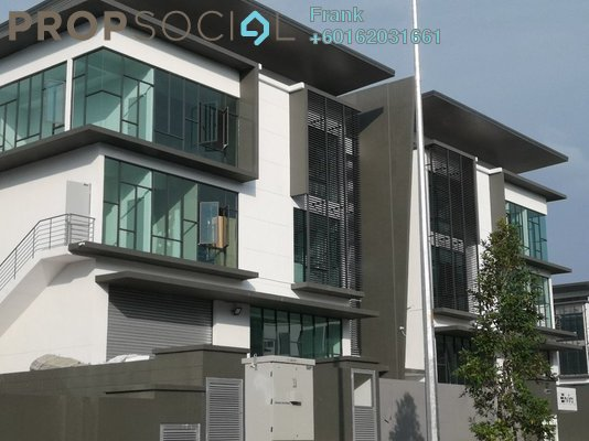 Factory For Sale in Nouvelle Industrial Park, Kota Puteri Freehold Unfurnished 0R/0B 3.03m