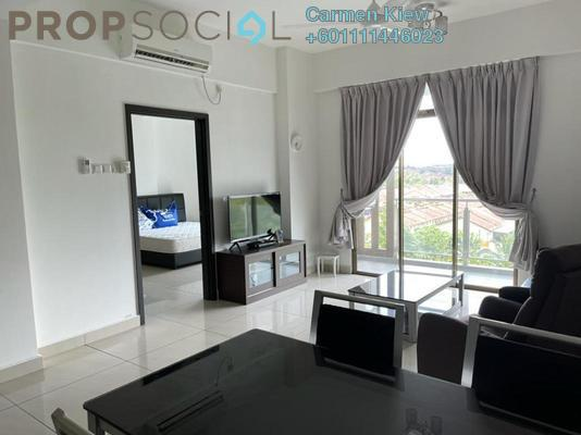 Serviced Residence For Rent in D'Inspire Residence, Skudai Freehold Fully Furnished 2R/2B 1.2k