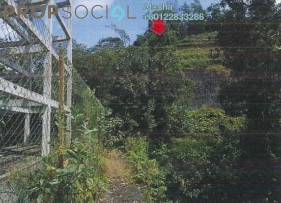 Land For Sale in Bentong New Village, Bentong Freehold Unfurnished 0R/0B 110k