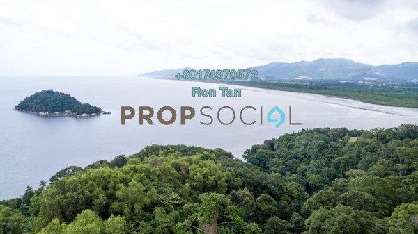 Land For Sale in Pulau Betong, Balik Pulau Freehold Unfurnished 0R/0B 9m