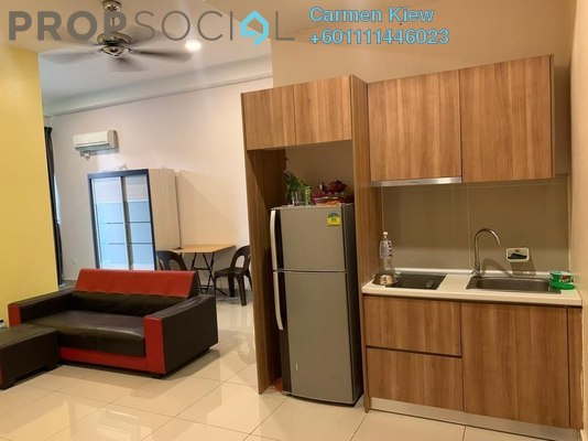 Serviced Residence For Rent in Palazio, Tebrau Freehold Fully Furnished 0R/1B 850translationmissing:en.pricing.unit
