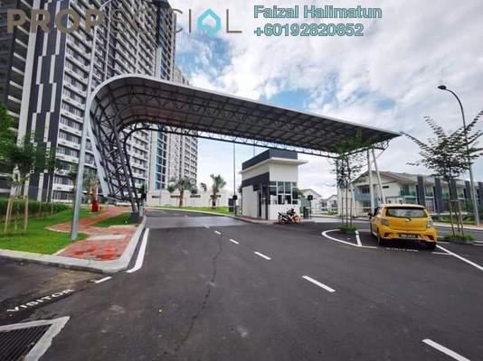 Condominium For Rent in Bangi Avenue, Kajang Freehold Semi Furnished 3R/3B 1k