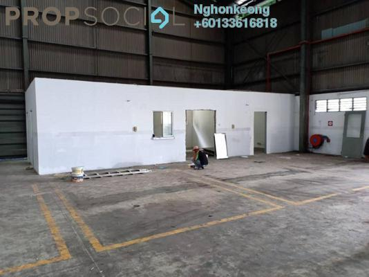 Factory For Rent in Chan Sow Lin, Kuala Lumpur Freehold Unfurnished 0R/0B 38k