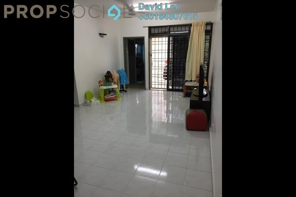 Apartment For Sale in Prima View, Sungai Nibong Freehold Semi Furnished 3R/2B 290k