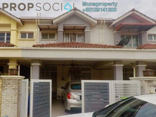 Terrace For Sale in Seksyen 32, Bukit Rimau Freehold Semi Furnished 4R/3B 495k