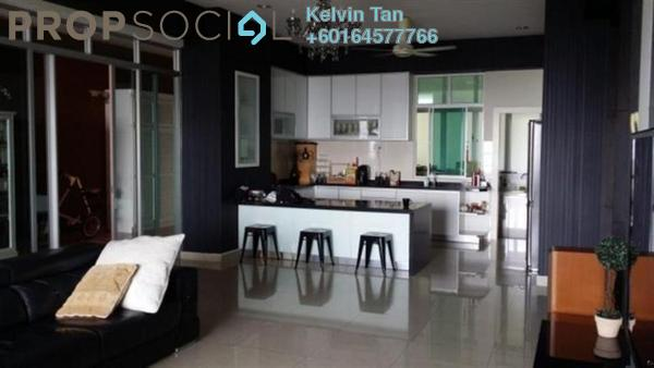 Condominium For Sale in Delima Palace, Green Lane Freehold Fully Furnished 5R/4B 1.45m