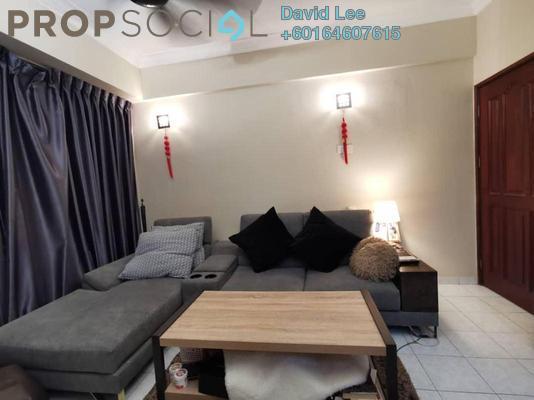 Condominium For Sale in U-Garden, Gelugor Freehold Fully Furnished 3R/2B 350k