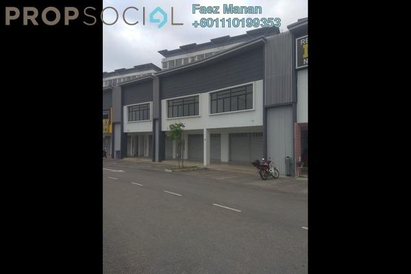 Shop For Rent in MasReca N19eteen, Cyberjaya Freehold Unfurnished 0R/2B 4k