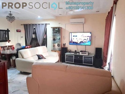 Terrace For Sale in Taman Teluk Jaya 2, Telok Panglima Garang Freehold Unfurnished 4R/3B 520k