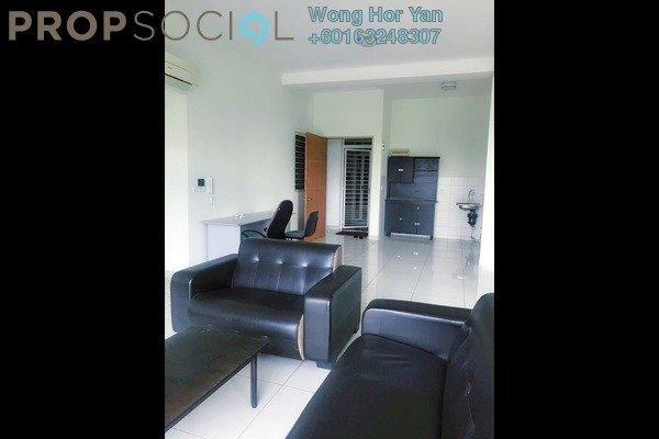 Serviced Residence For Rent in The Z Residence, Bukit Jalil Freehold Fully Furnished 3R/2B 1.7k