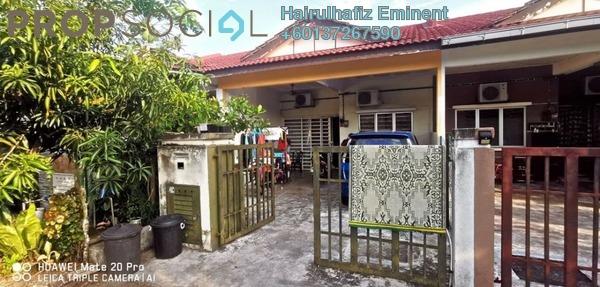 Terrace For Sale in Taman Desa Bukit Nilam, Kapar Freehold Unfurnished 3R/2B 350k