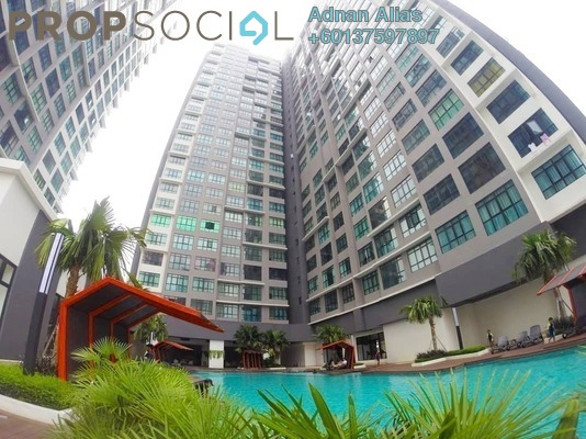 Serviced Residence For Sale in Conezión, IOI Resort City Freehold Unfurnished 3R/2B 575k