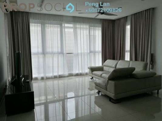 Condominium For Rent in Uptown Residences, Damansara Utama Freehold Fully Furnished 4R/4B 5k