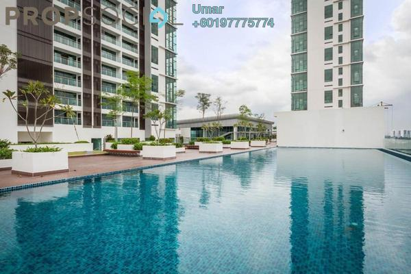 SoHo/Studio For Rent in EVO Soho Suites, Bandar Baru Bangi Freehold Fully Furnished 0R/1B 1.2k