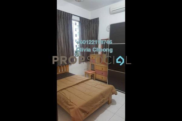 Apartment For Rent in Casa Tiara, Subang Jaya Freehold Fully Furnished 3R/2B 2.1k