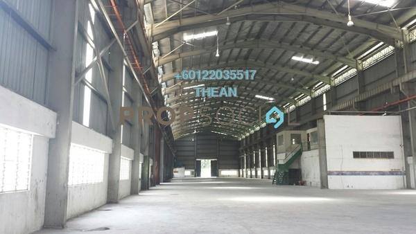 Factory For Rent in Bukit Kemuning Industrial Park, Kota Kemuning Freehold Unfurnished 0R/0B 92k
