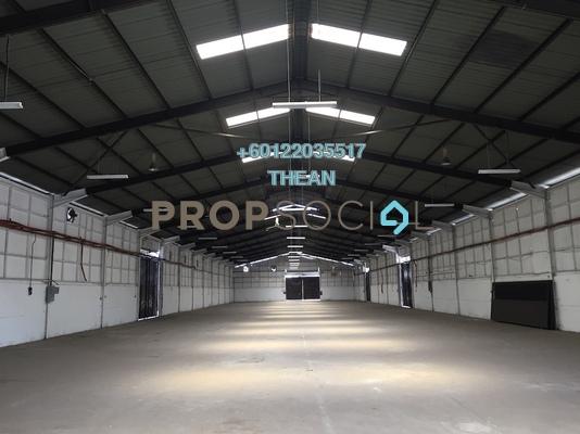 Factory For Rent in Bukit Kemuning Industrial Park, Kota Kemuning Freehold Unfurnished 0R/0B 35k