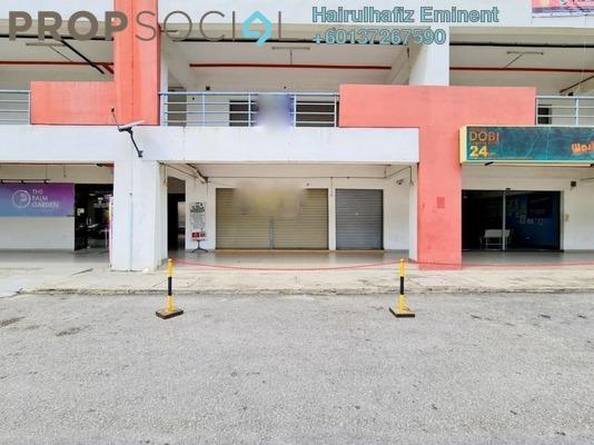 Shop For Sale in Palm Garden Apartment, Klang Freehold Unfurnished 0R/2B 650k
