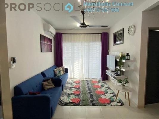 Apartment For Sale in Residensi Laguna Biru 2, Rawang Freehold Fully Furnished 3R/2B 290k