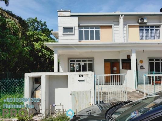 Terrace For Sale in Taman Langat Indah, Banting Freehold Unfurnished 4R/3B 585k