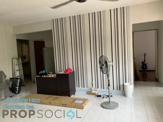 Apartment For Sale in Saujana Apartment, Damansara Damai Freehold Unfurnished 3R/2B 270k
