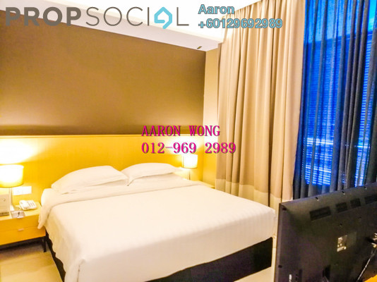 Serviced Residence For Sale in The Pines Melaka, Melaka Freehold Fully Furnished 1R/1B 365k