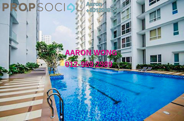 Serviced Residence For Sale in M Suites, Ampang Hilir Freehold Fully Furnished 1R/1B 480k