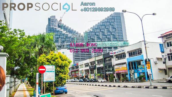 Apartment For Sale in Taman Hilir Kota 1, Bandar Melaka Freehold Semi Furnished 3R/2B 189k