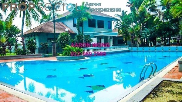 Condominium For Sale in Selat Horizon Condominium, Melaka Freehold Fully Furnished 3R/2B 328k