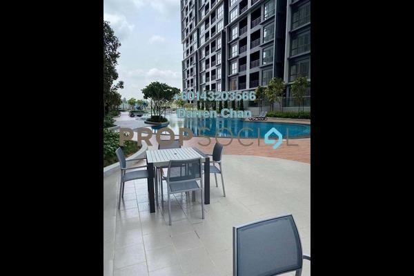 Condominium For Rent in The Holmes 2, Bandar Tun Razak Freehold Unfurnished 3R/2B 1.45k