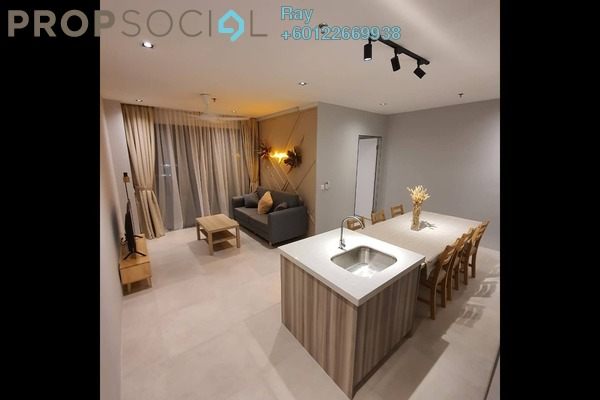 Serviced Residence For Rent in Lumi Tropicana, Tropicana Freehold Fully Furnished 4R/2B 2.7k