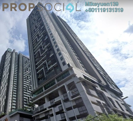 Condominium For Rent in CitiZen, Old Klang Road Freehold Unfurnished 3R/2B 1.7k