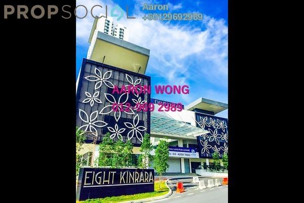 Serviced Residence For Sale in 8 Kinrara, Bandar Kinrara Freehold Semi Furnished 3R/2B 680k