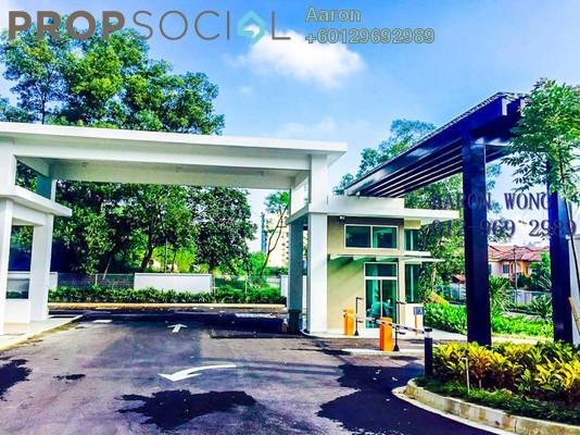 Condominium For Sale in Rimba Residence, Bandar Kinrara Freehold Semi Furnished 3R/3B 695k