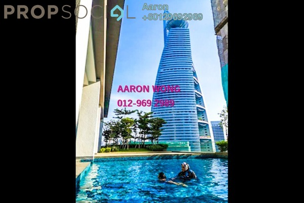 Serviced Residence For Sale in South View, Bangsar South Freehold Fully Furnished 2R/2B 650k