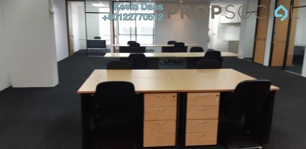Office For Rent in Jalan Bangsar, Kuala Lumpur Freehold Semi Furnished 0R/2B 15k
