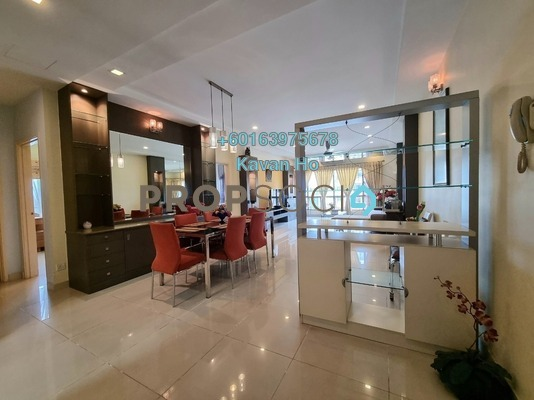 Condominium For Sale in East Lake Residence, Seri Kembangan Freehold Fully Furnished 3R/2B 450k