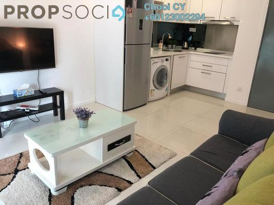Serviced Residence For Rent in Summer Suites, KLCC Freehold Fully Furnished 1R/1B 1.9k