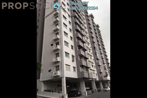 Apartment For Rent in Jalil Damai, Bukit Jalil Freehold Semi Furnished 3R/2B 1.2k