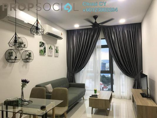 Condominium For Rent in Vivo Residential @ 9 Seputeh, Old Klang Road Freehold Fully Furnished 2R/2B 2.5k