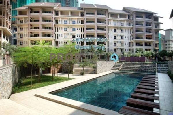 Condominium For Rent in Seri Maya, Setiawangsa Freehold Fully Furnished 3R/1B 2.3k