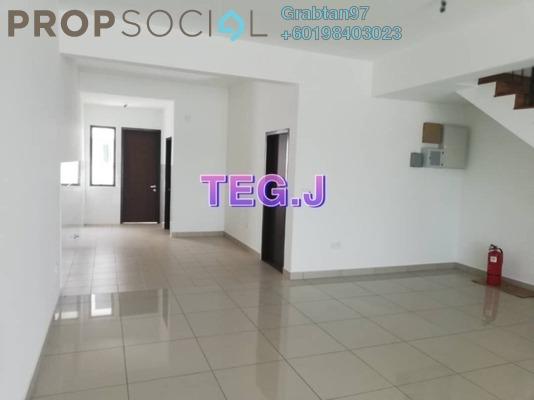 Terrace For Sale in Nobat, Bandar Bukit Raja Freehold Unfurnished 4R/3B 689k