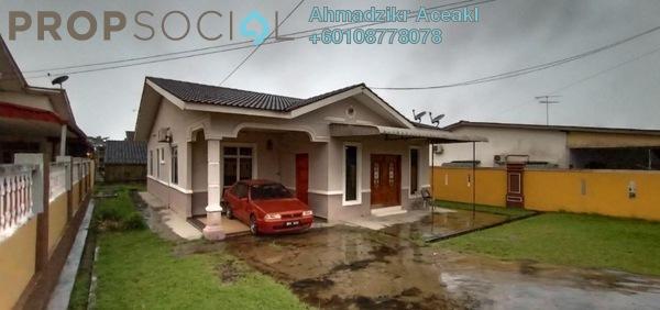 Bungalow For Sale in Taman Broleh, Batu Pahat Freehold Fully Furnished 3R/2B 470k