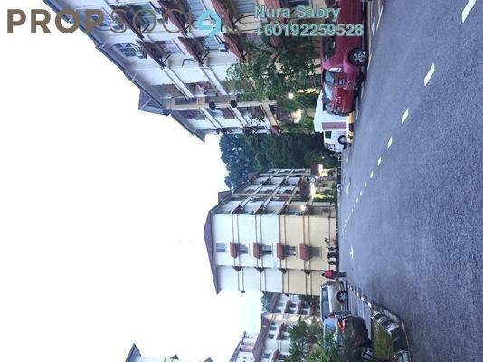 Apartment For Rent in Mayang Apartment, Bandar Kinrara Freehold Unfurnished 3R/2B 1k