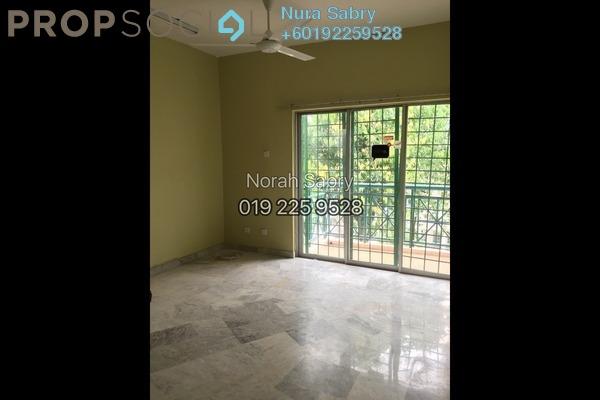 Apartment For Rent in Seri Kasturi, Bandar Kinrara Freehold Unfurnished 3R/2B 1k